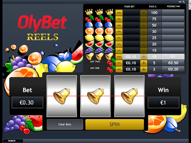OlyBet screenshot 4