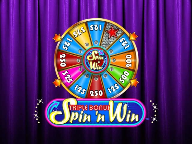 Mänguautomaat Triple Bonus Spin 'N Win