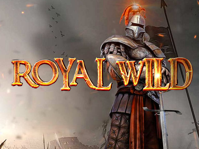 Klassikaline slotimasin Royal Wild