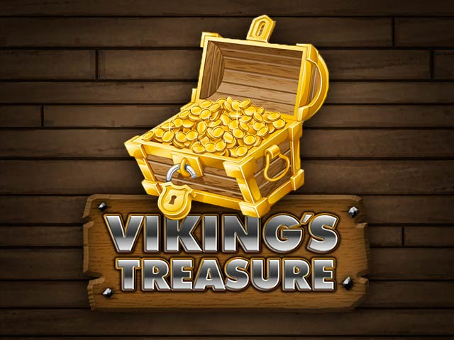 Seiklusteemaline slotimasin Viking's Treasure